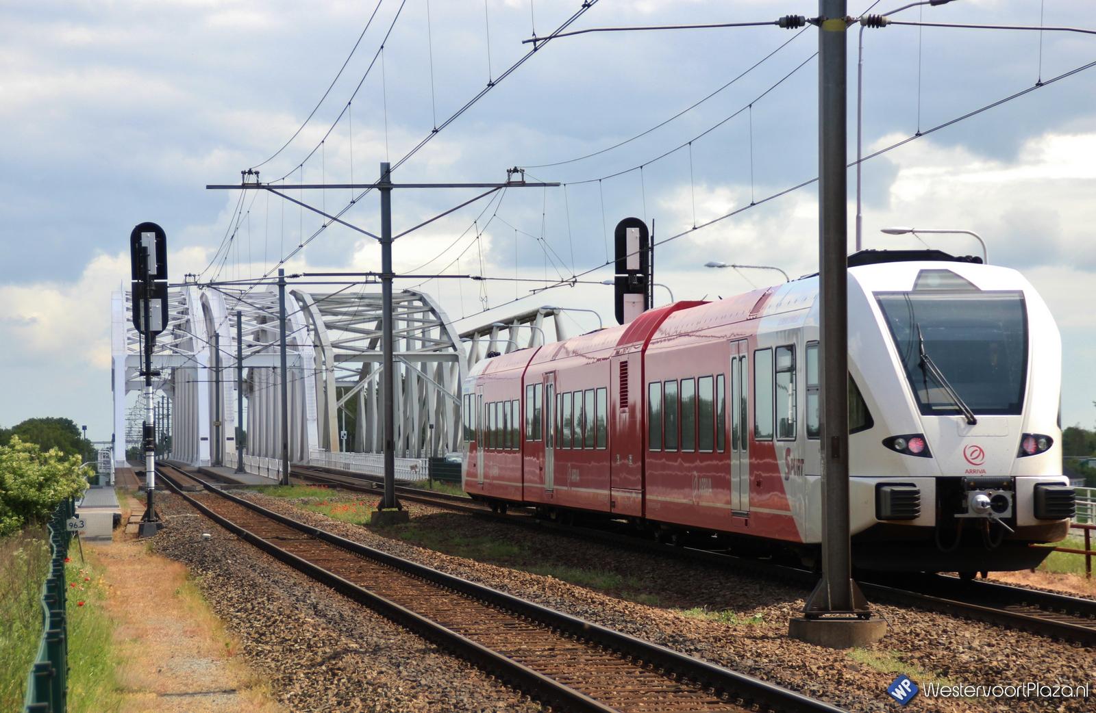Dit weekend geen treinen tussen Arnhem en Doetinchem