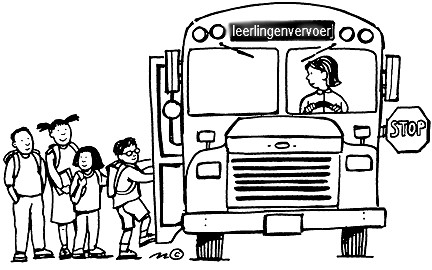 Veranderingen in het leerlingenvervoer bij start schooljaar 2015/2016