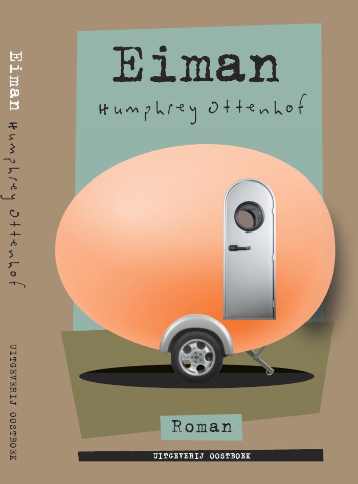 "Boekpresentatie ""Eiman"" Roman van Humphrey Ottenhof"