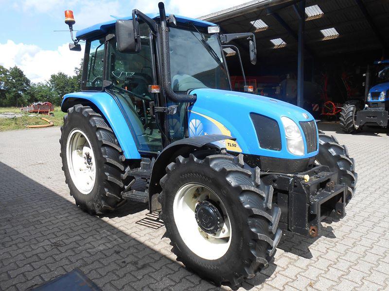 Tractor gestolen in Zevenaar