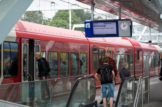 Werkzaamheden aan het spoor van 15 tot en met 31 augustus