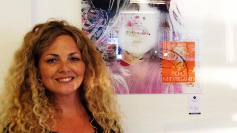Kunstenares Mendy Tiemissen exposeert bij Volta51 wonen