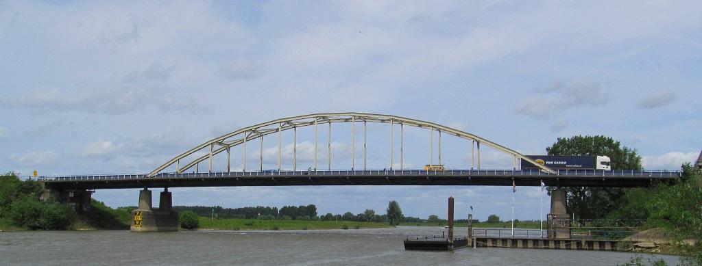 Afsluiting IJsselbrug Doesburg