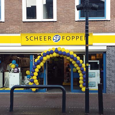 Elektronicaketen Scheer en Foppen is failliet