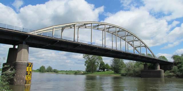 IJsselbrug Doesburg weer een weekend dicht