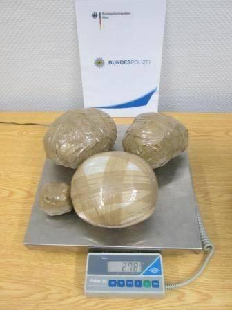 Harddrugs aangetroffen door Grensoverschrijdend team van de politie