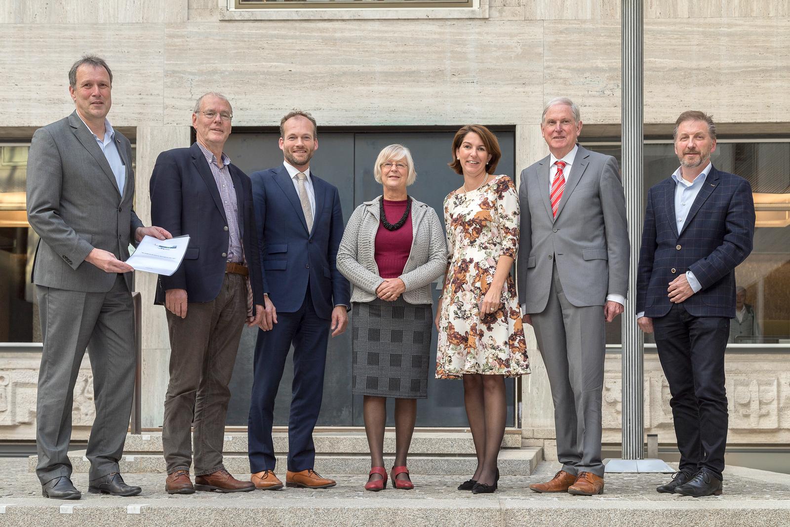 Liemerse Woonagenda 2017-2027 ondertekend