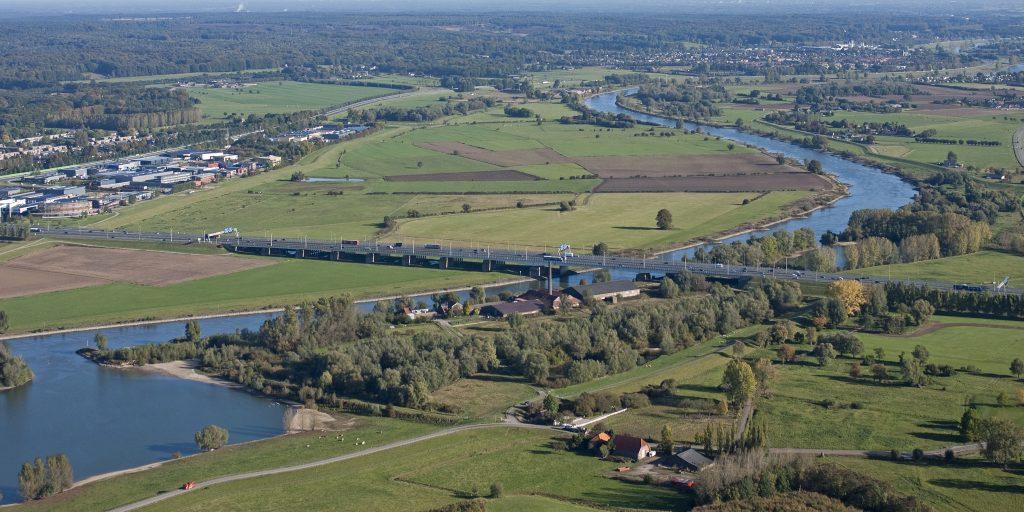 Regionale samenwerking levert vier kansrijke inrichtingen uiterwaarden IJssel op