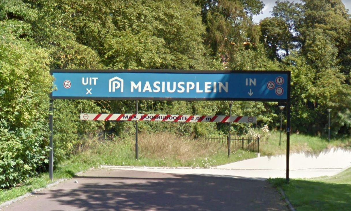 Aanpassing verlichting parkeergarage Masiusplein