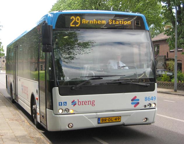 Maandag 30 april en dinsdag 1 mei geen streekvervoer door staking