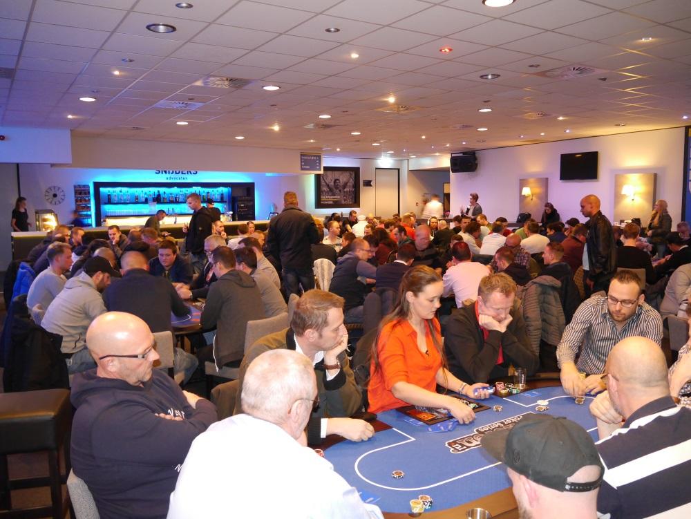 Poker Series pokertoernooi bij de Griethse Poort