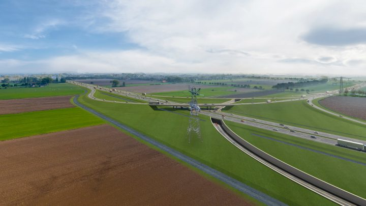 Minister heeft gewijzigd tracébesluit voor het project A12/A15 ondertekend.