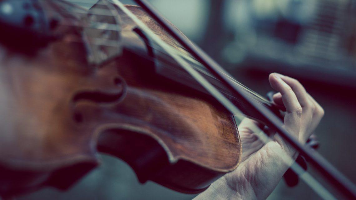 Live muziek, Viool,harp,chello concert