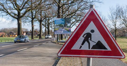 weekendafsluiting Arnhemseweg
