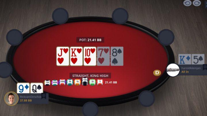 Recreatief pokertoernooi Zevenaar verplaatst naar online vanwege Corona