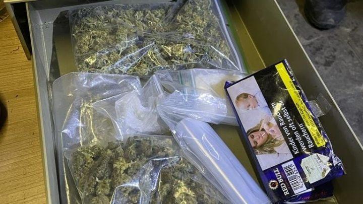 Aanhoudingen voor drugshandel