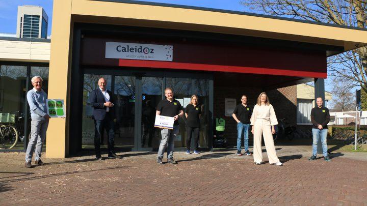 Rotary Zevenaar overhandigt € 10.000,- aan project 'Kwartiermakers'
